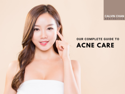 Our complete guide to acne care: How to identify and treat different kinds of pimples