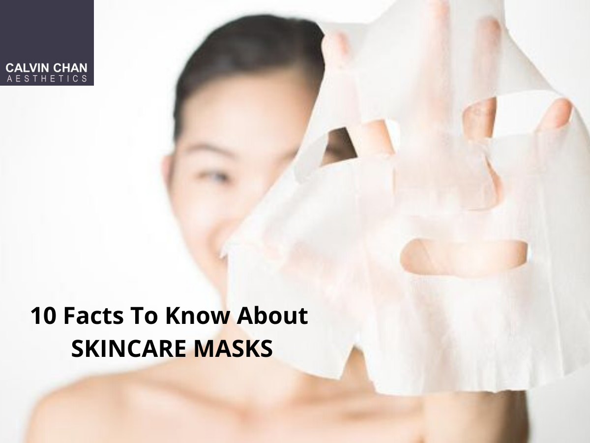 skincare masks facts